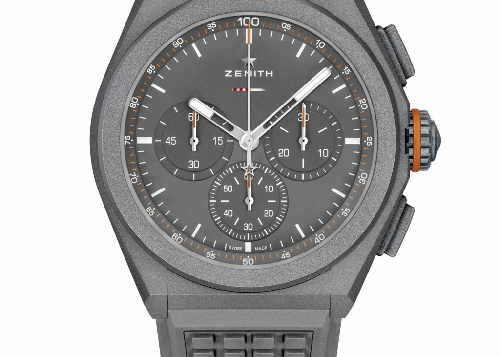 MONTRE  LAND ROVER ZENITH