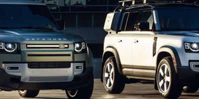 Land Rover Defender 90 et Land Rover Defender 110