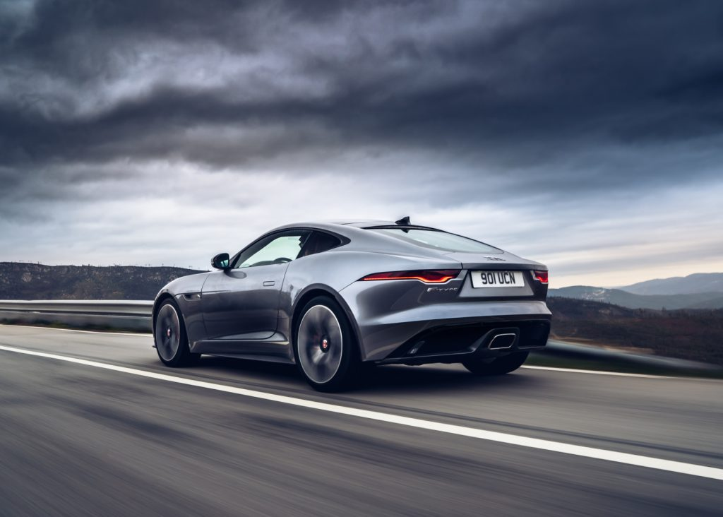 SPOTIFY  jaguar f-type
