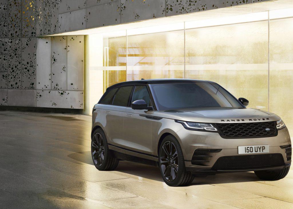 Range Rover Velar hybride