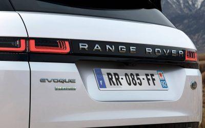 Véhicules flexfuel Land Rover disponible sur les motorisations P200