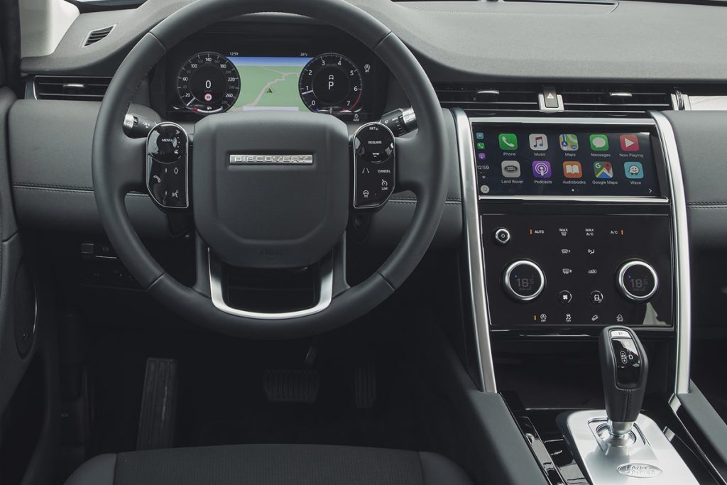 discovery sport p300e hybride rechargeable