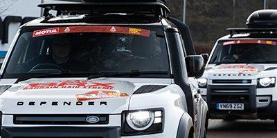 Le nouveau Defender va jouer un rôle crucial dans le retour de Land Rover sur le Dakar en 2021