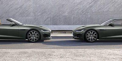 La Nouvelle Jaguar F-Type Héritage 60 célèbre les 60 ans de la Type E en 2021