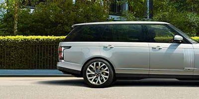 Découvrez le Range Rover hybride rechargeable 2021