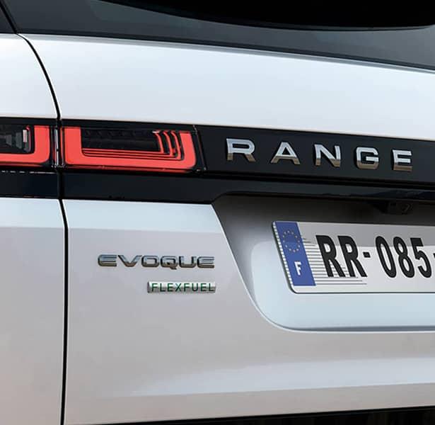 voiture hybride flexfuel