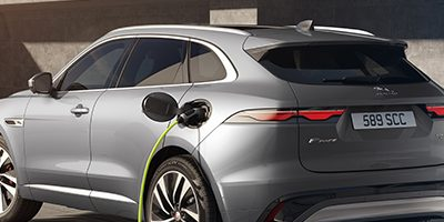Jaguar F-Pace hybride rechargeable 2021 : découverte du modèle