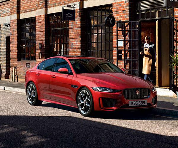 jaguar nouvelle xe