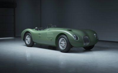 La Jaguar Type-C rejoint la famille Classic Continuation pour les 70 ans du modèle