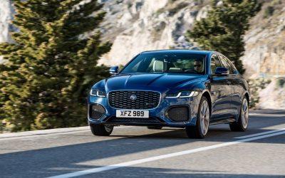 Rencontre avec la nouvelle Jaguar XF 2021