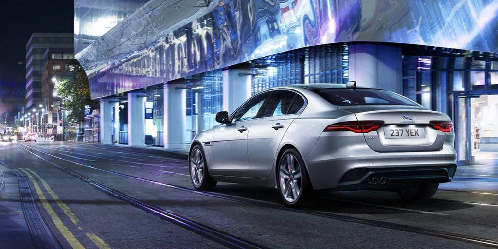 exterieurs nouvelle jaguar xe