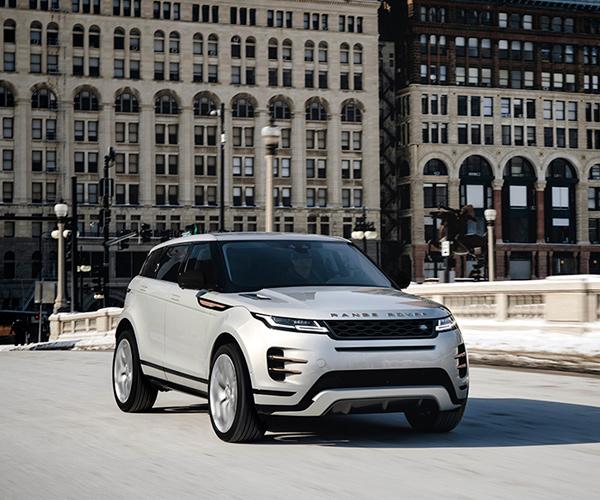 range rover evoque 2021 flexfuel