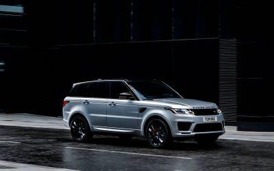 Range Rover Sport hybride rechargeable 2021 : présentation
