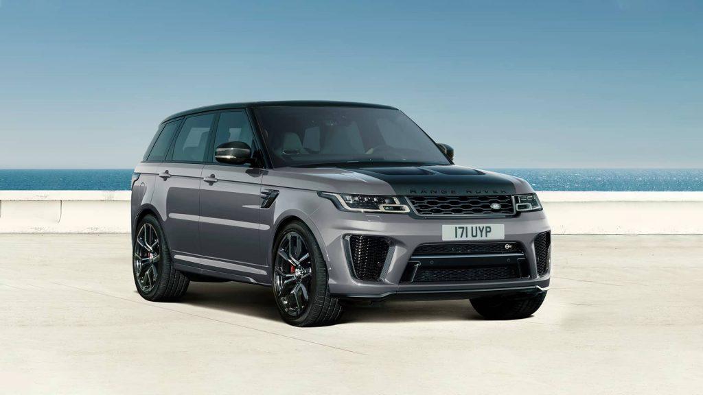 Zoom sur le Range Rover Sport SVR (2021)