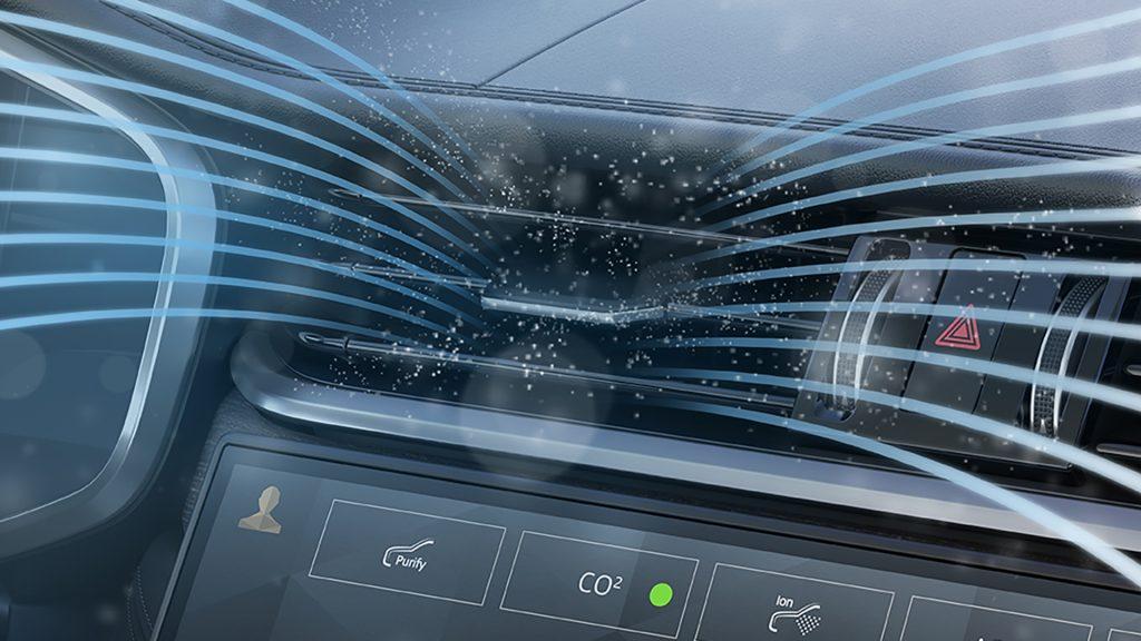 Une technologie Jaguar Land Rover pour neutraliser 97% des virus