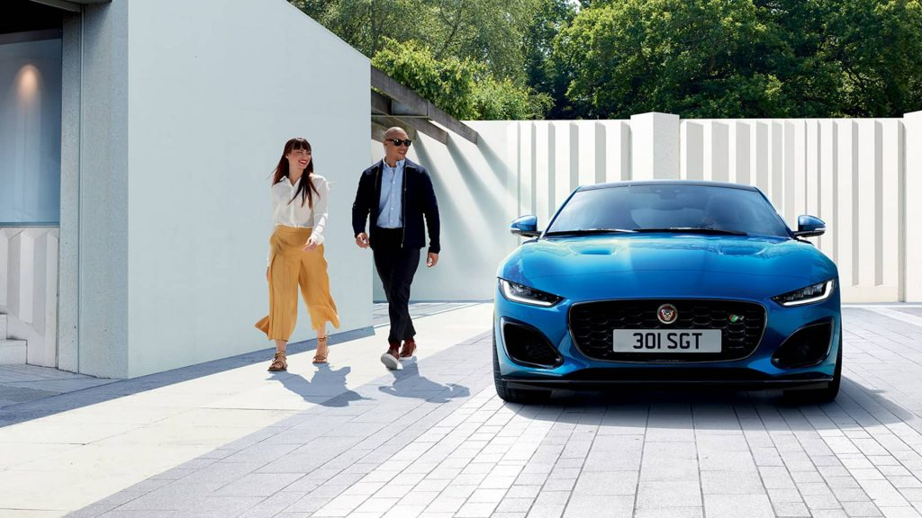 Jaguar Land Rover propose la réservation en ligne des véhicules