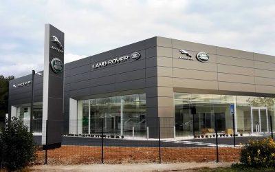 Jaguar Land Rover à Nîmes : présentation de la concession