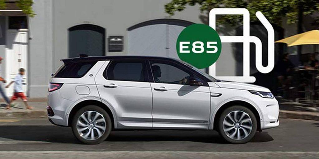 discovery sport E85 flexfuel