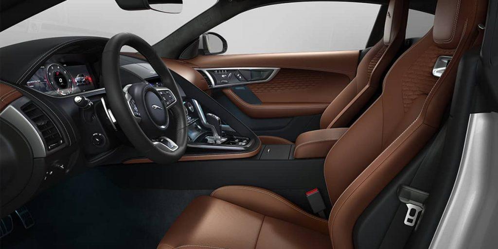 interieur jaguar f type r dynamic black
