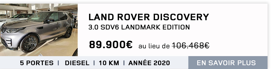 land rover discovery montpellier