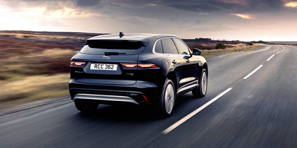 Nouvelle Jaguar F-Pace 2021