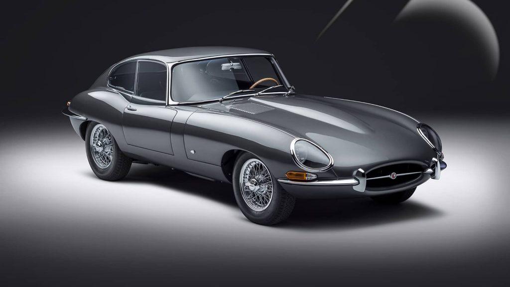 Jaguar Type E : une nouvelle édition limitée 2021