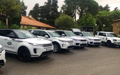 Retour en images sur le Land Rover Expérience Béziers 2021
