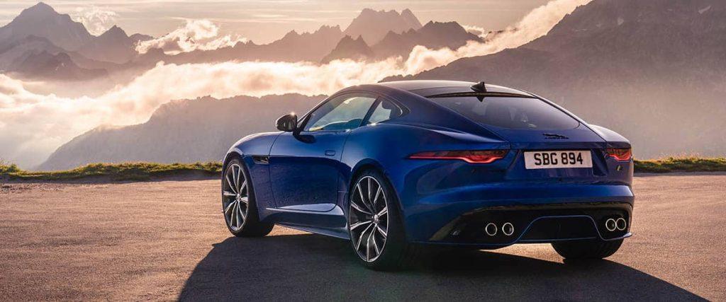 nouvelle jaguar f type