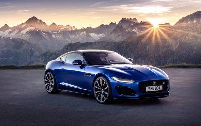 Jaguar F-Type 2021 : agile, puissante, sensationnelle. Préparez-vous au grand frisson.