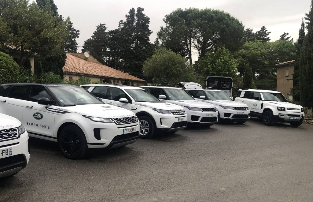 land rover experience 2021