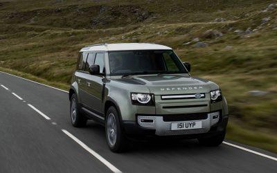 Jaguar Land Rover : un prototype de pile à combustible hydrogène pour le Defender