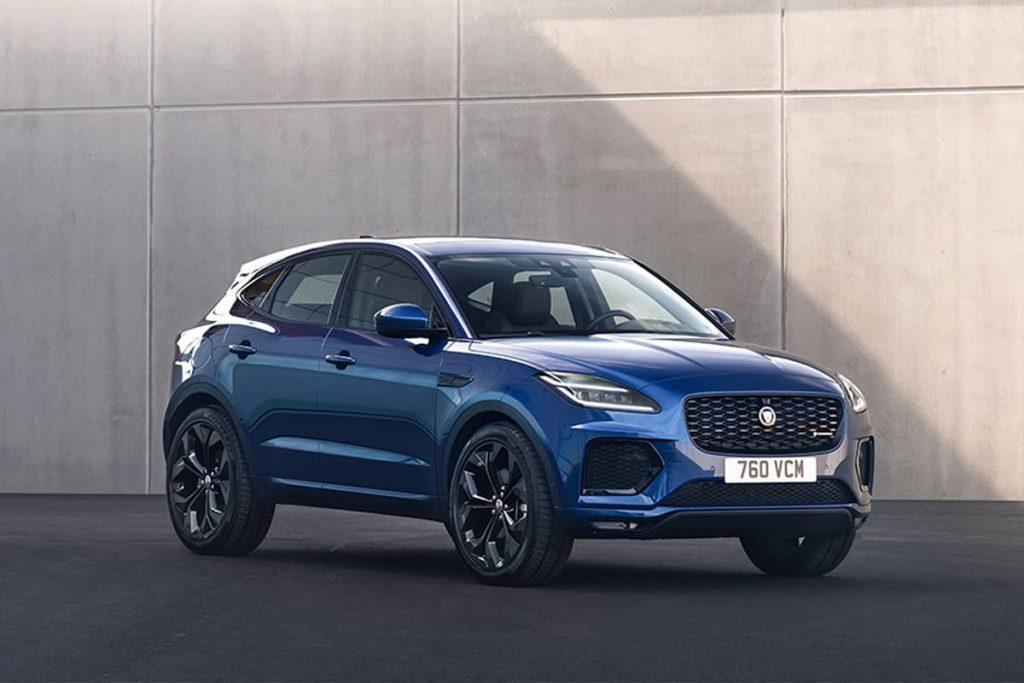 Jaguar E-Pace hybride rechargeable