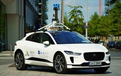 Jaguar Land Rover et Google s'associent pour analyser la qualité de l'air