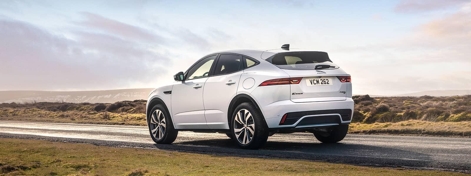 jaguar e pace flexfuel e85