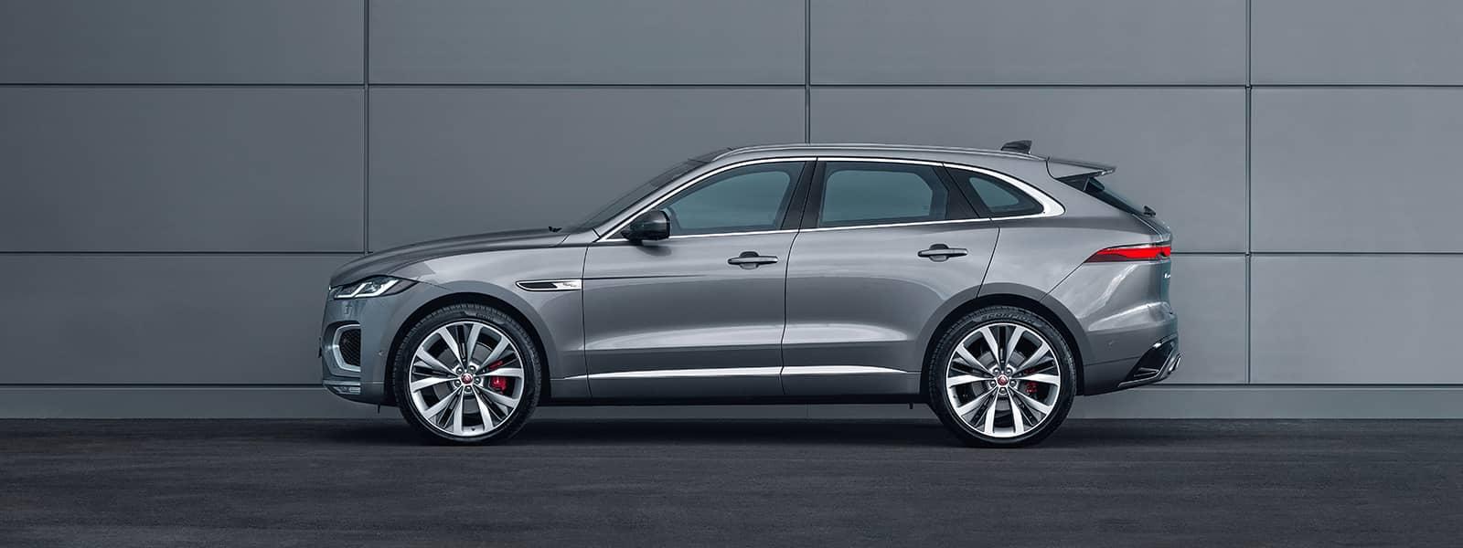 nouvelle jaguar f pace hybride rechargeable