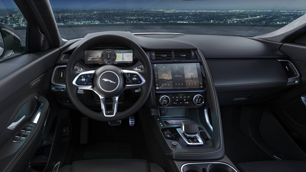 technologie jaguar