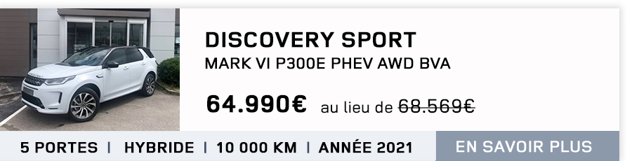 discovery sport rodez