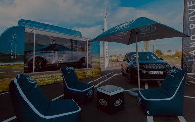 La tournée Playground Land Rover sera présente au Centre commercial Odysseum