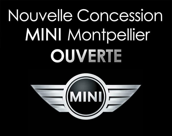 Nouvelle concession mini montpellier for Garage grimm montpellier