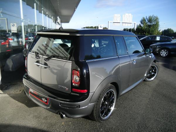 mini clubman cooper s l 39 occasion mini montpellier. Black Bedroom Furniture Sets. Home Design Ideas