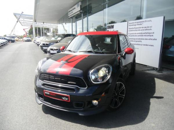 mini paceman john cooper works all4 occasion 1 groupe. Black Bedroom Furniture Sets. Home Design Ideas