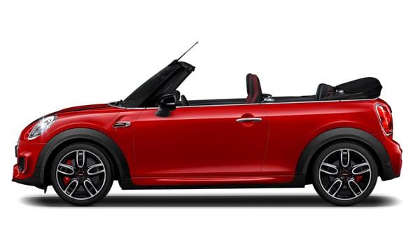 Mini John Cooper Works Cabrio Le Cabrio Le Plus Puissant Par