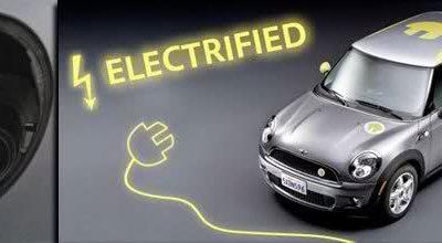 Mini E 100 % électrique à l'essai.