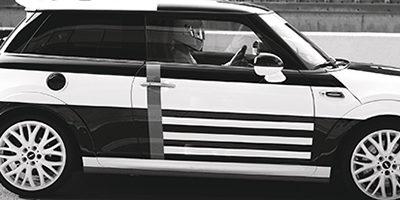 MINI John Cooper Works à l'édition 2017 d'Exclusive Drive